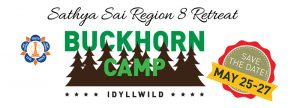 Region 8 Retreat 2019 @ Buckhorn Camp